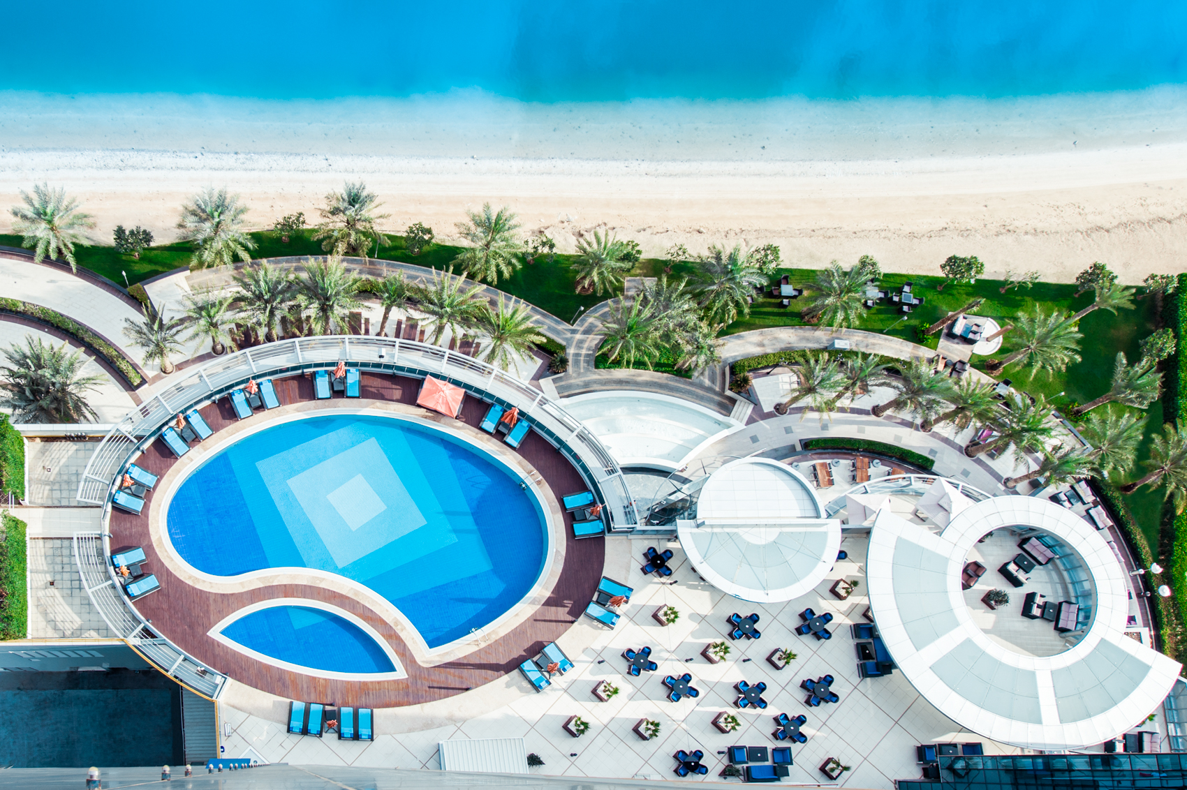 Agence Photographie hôtelière : Novotel Abu Dhabi Gate