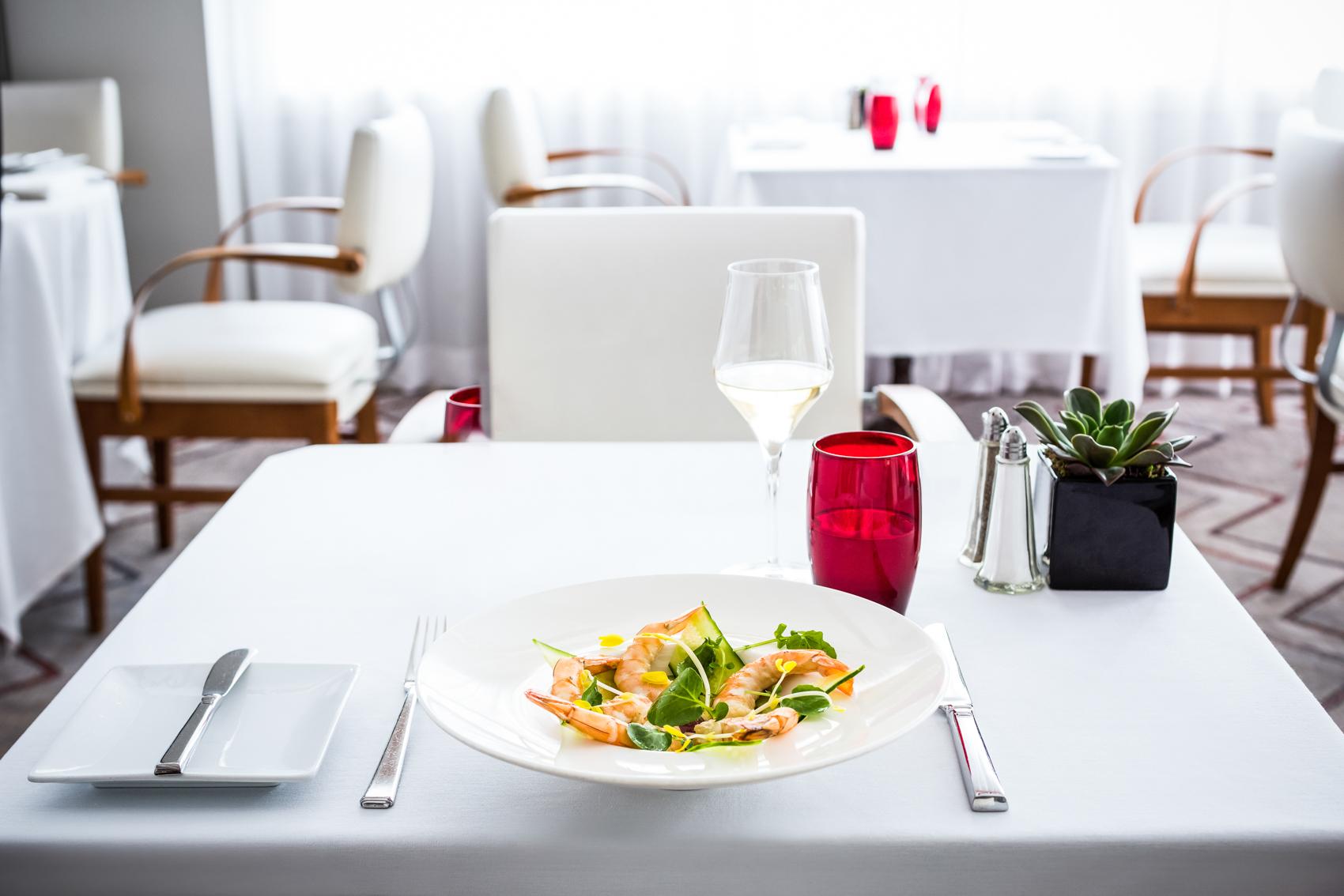 Photo culinaire restaurant