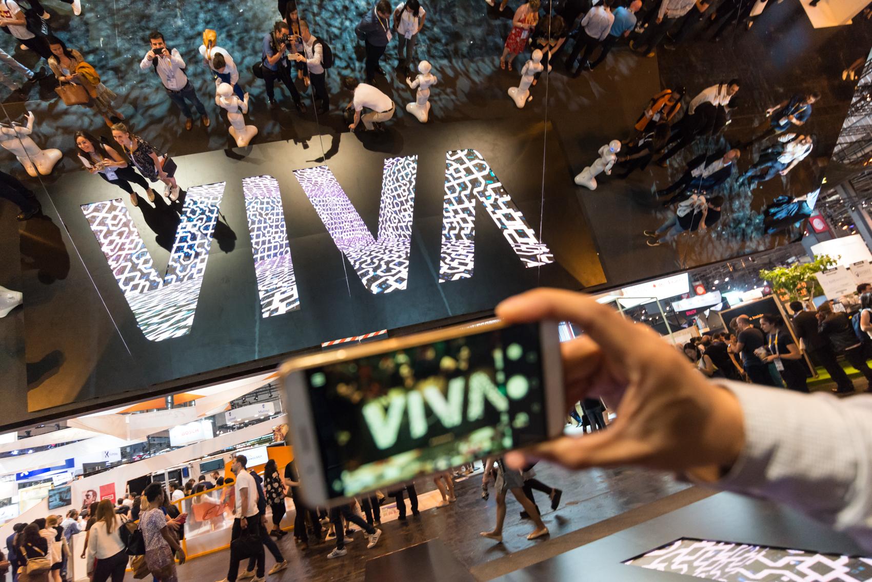 agence photo événementiel Salon Vivatech