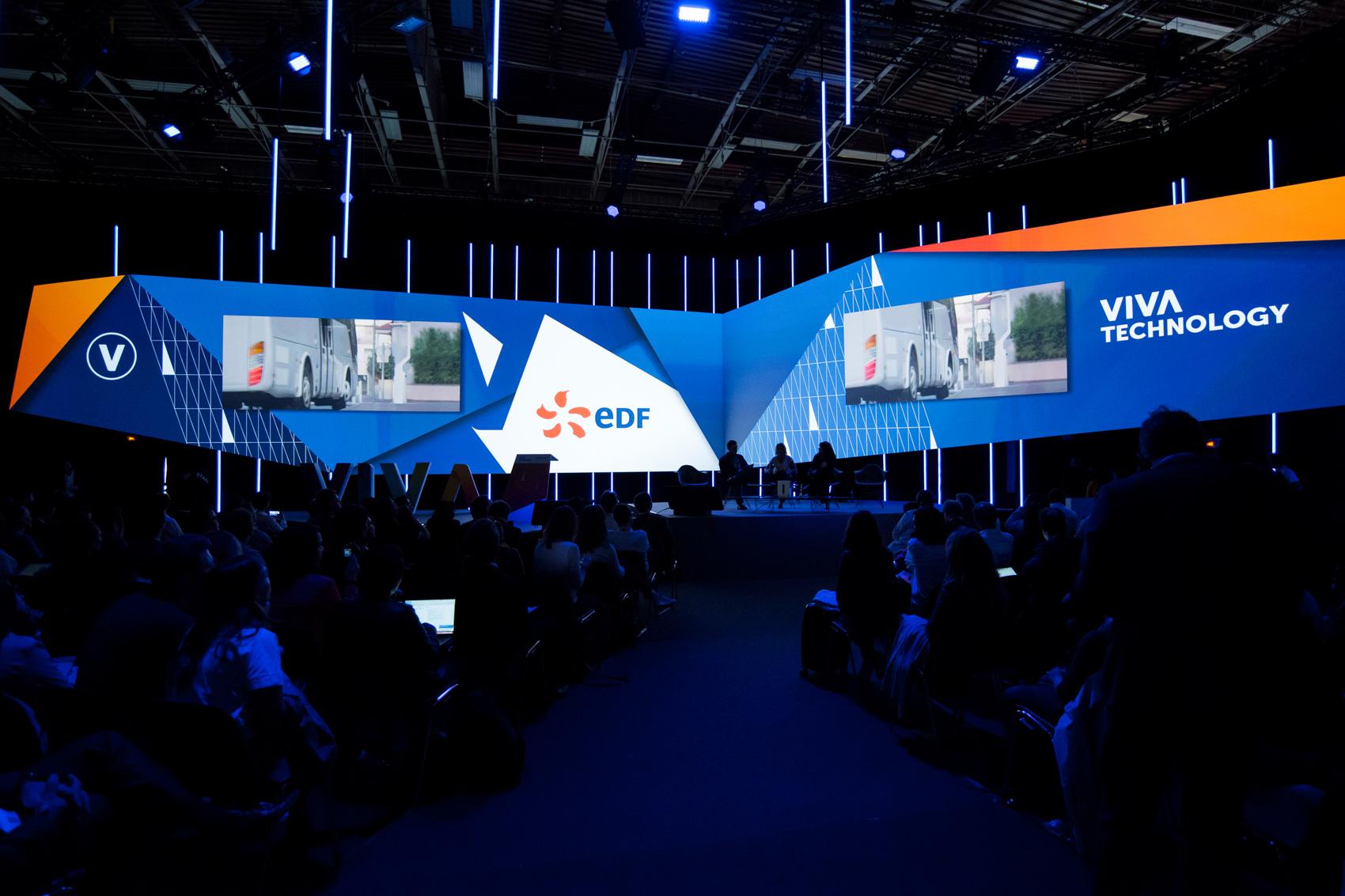 Photographie et vidéo événementielle EDF