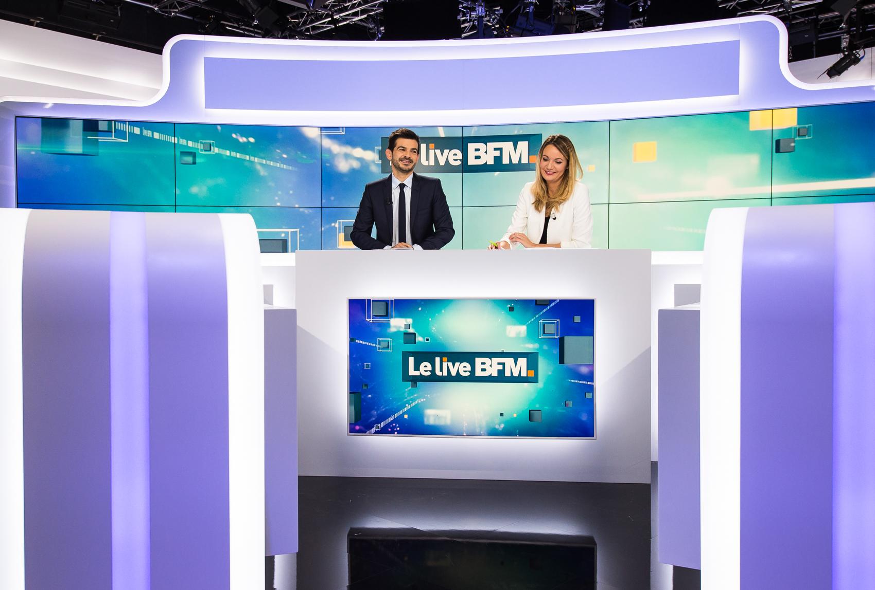 Reportage BFM TV
