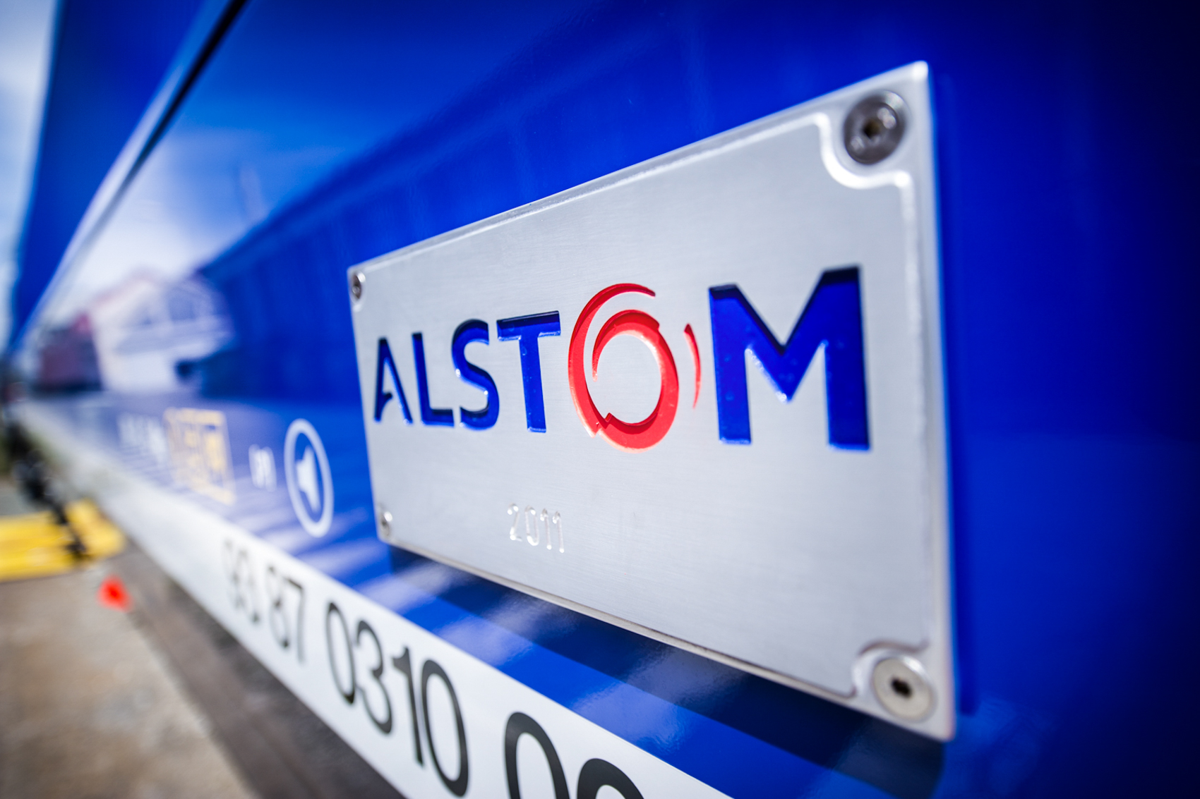 Reportage photo Alstom - Abaca Corporate