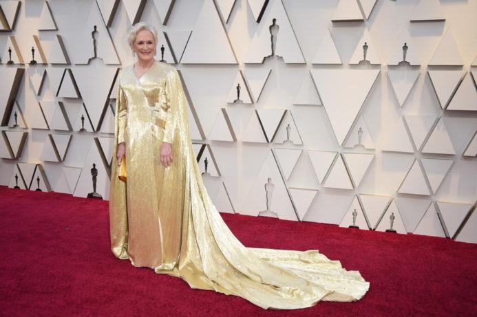 GlennClose-Oscars2019