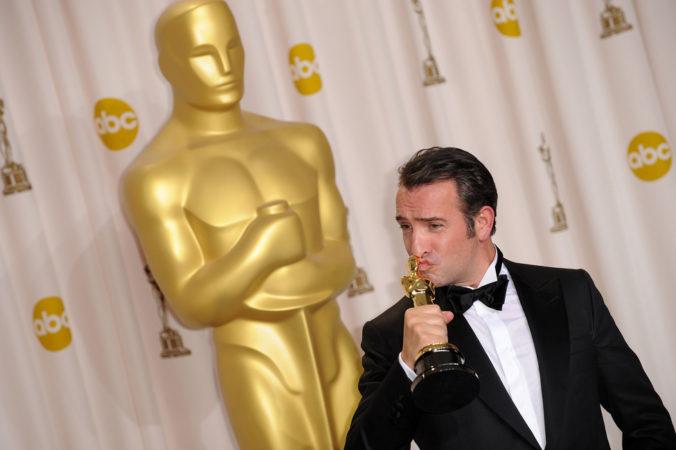 JeanDujardin-Oscars2012