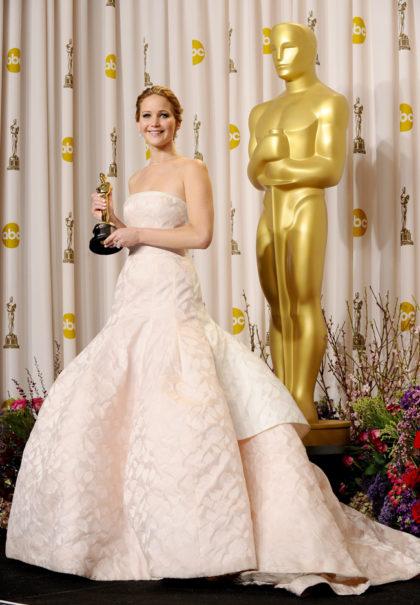 JenniferLawrence-Oscars2013